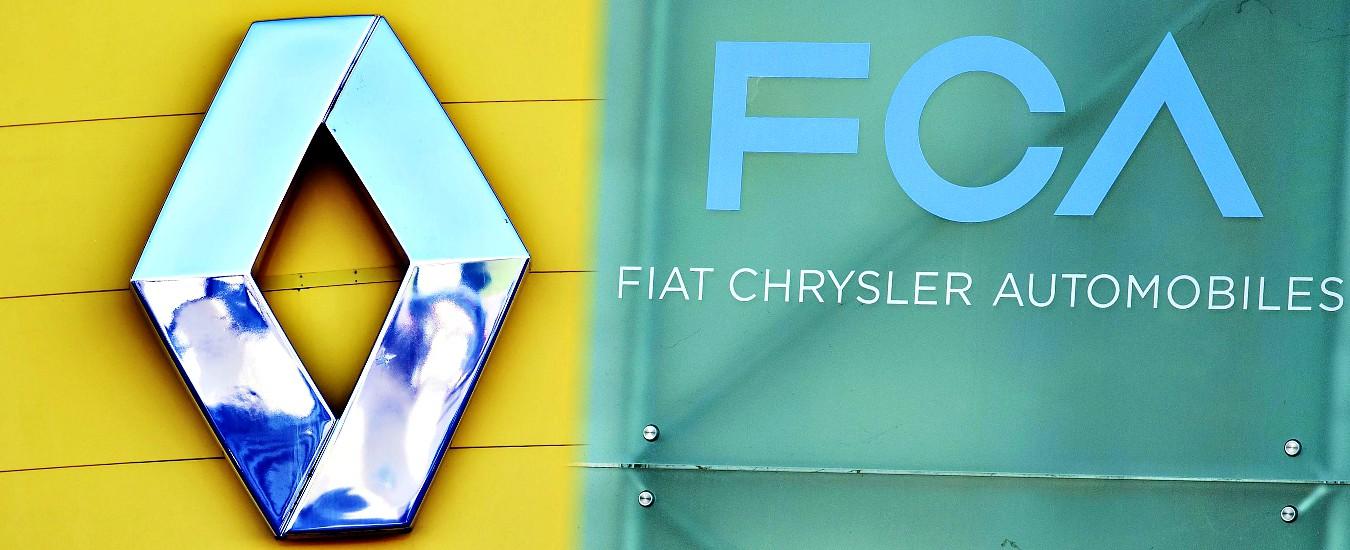 Fusione tra Renault e Fiat Chrysler Automobiles, la storia completa