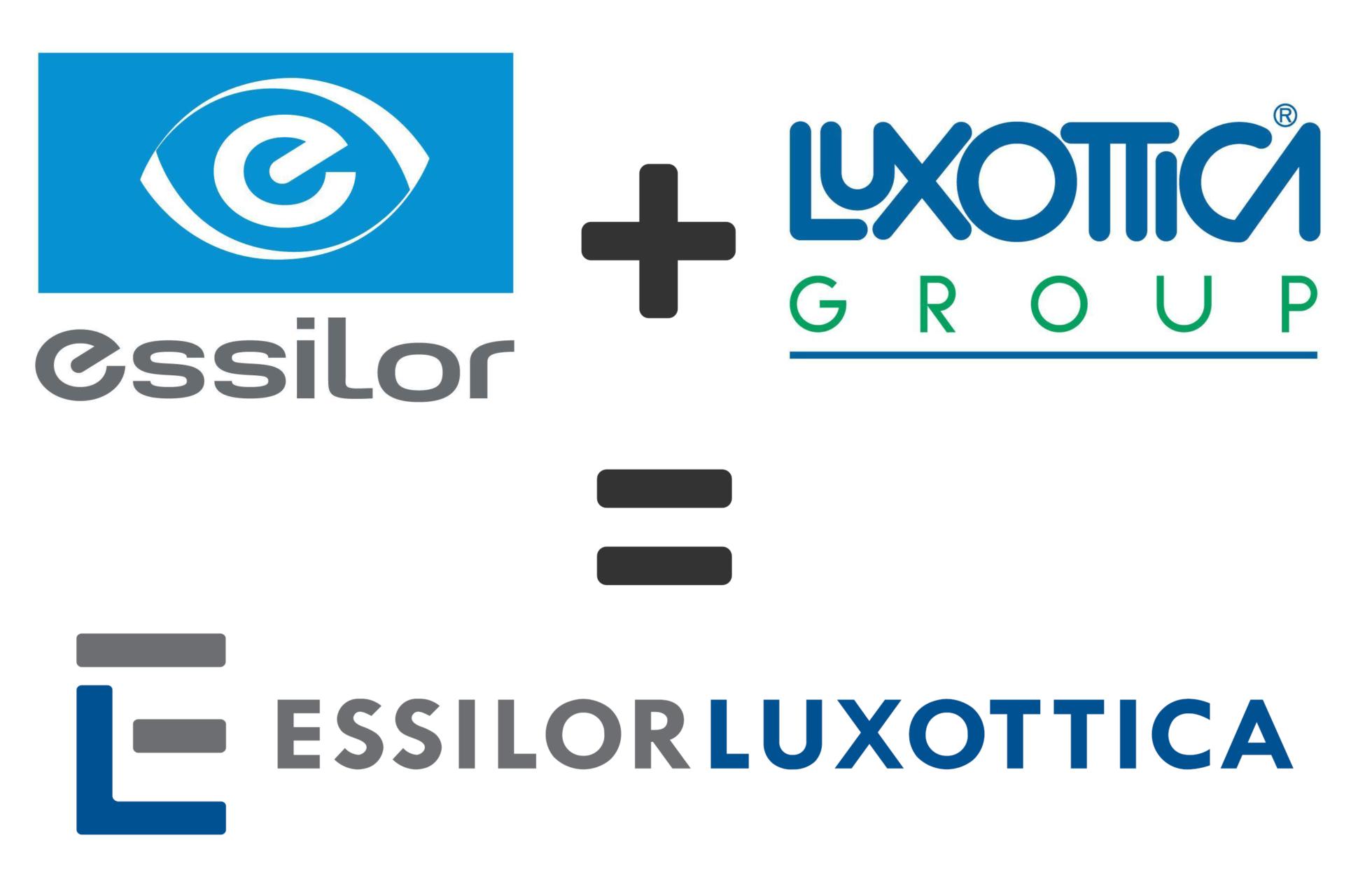 Fusione tra Essilor e Luxottica
