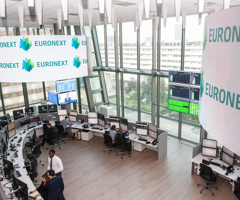 Euronext 100, indice (quasi) paneuropeo